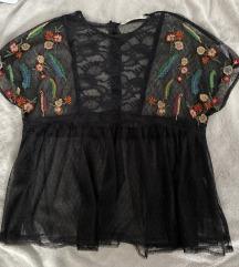Zara rupicasta bluza/majica