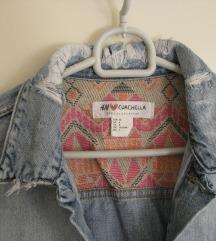H&M jeans jakna - vel.36