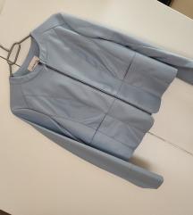 Nebesko plava orsay jakna