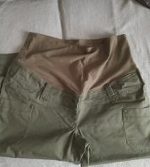 Trudničke capri hlače XL(46/48)