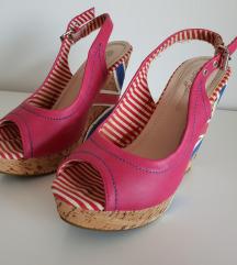 British pink sandale broj 37