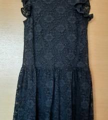Asos čipkasta haljina