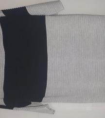 Tunika haljina za trudnice zimska