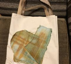 Torba - ceker - handmade