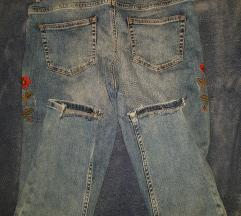 Zara basic traperice  40 broj