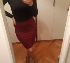 Stradivarius pencil suknja
