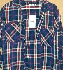 NOVO s etiketom  Sinsay košulja vel.xl