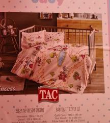 TAC baby posteljina Princess VIDI DETALJNO
