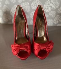 Elegantne visoke sandale