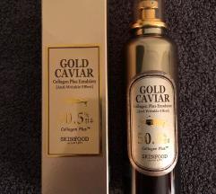 Novo! SKINFOOD Gold Caviar Collagen Plus Emulsion