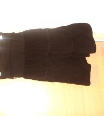 Crna NOVA suknja