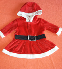 Haljina za božić 50/56