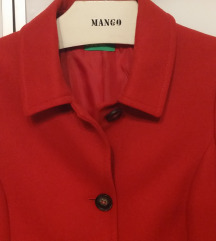 Novi  crveni kaput xs