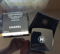 Chanel rumenilo 72 rose initial