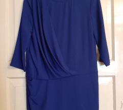 Royal blue Iro dizajnerska haljina M