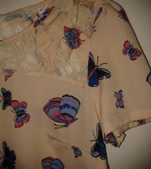 Bluza sa čipkom