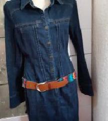 Amadeus original jeans haljina M