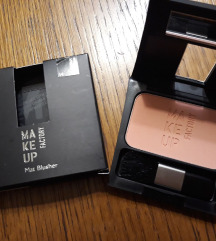MAKE UP FACTORY mat blusher - rumenilo