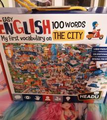 Novo! Moj prvi engleski puzzle