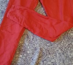 Bershka crvene hlače
