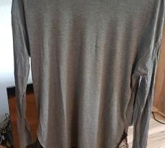Zara majica s čipkom