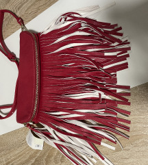Crvena torbica 50kn s pt