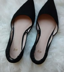 H&M | Crne balerinke