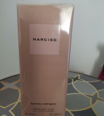 Narciso Rodriguez body lotion