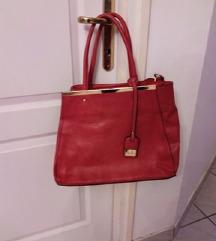 Crvena nova torba