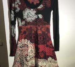 Desigual viskozna haljina vel L