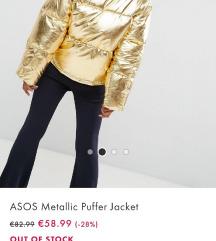 Asos jakna XL