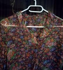 Prozirna lagana bluza
