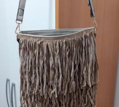 Siva torba s resama + poklon