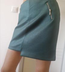 Zelena suknja