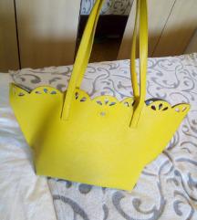Carpisa žuta torba