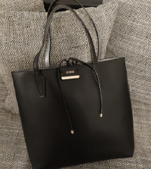 Guess original crna torba shopper