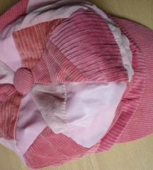 Kapa, šilterica, pamučna, 58 cm