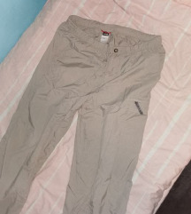The north face hlače Cargo sive