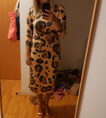 Nova Asos tigrasta haljina