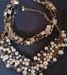 Lot zara ogrlica