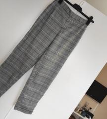 Sinsay sive karirane hlače
