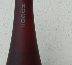 %SNIŽEN%   HUGO BOSS Deep red