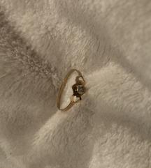 Zlatni 585 prsten