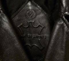 Ženska jakna od prave kože