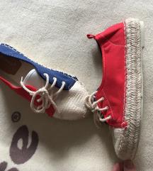 Lot espadrile i H&M sandale