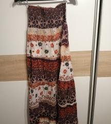 nova šarena ljetna haljina