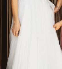 Vjenčanica + veo