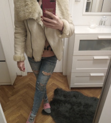 Pinko krznena jakna