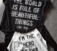 2 majice za 35kn