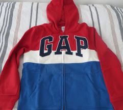 Gap duksica hoodie jakna XL 150 cm novo